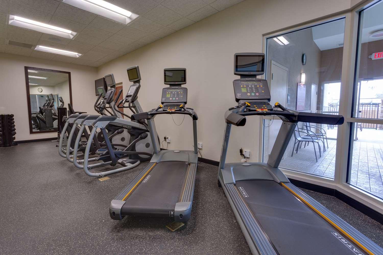 Fitness/ Exercise Room - Drury Inn & Suites Baton Rouge
