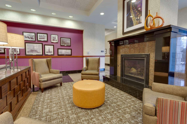Lobby - Drury Inn & Suites Baton Rouge