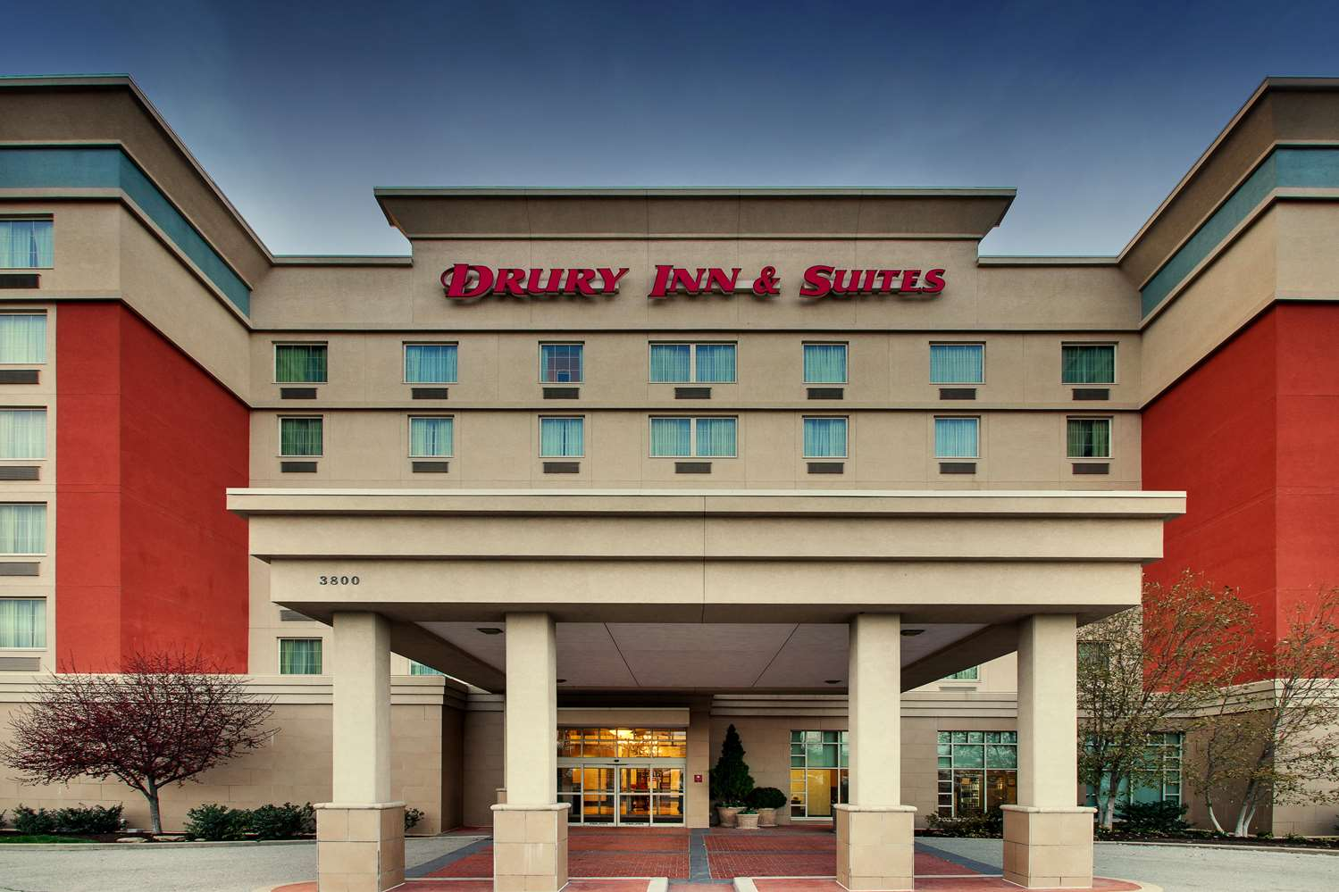Exterior view - Drury Inn & Suites Arnold