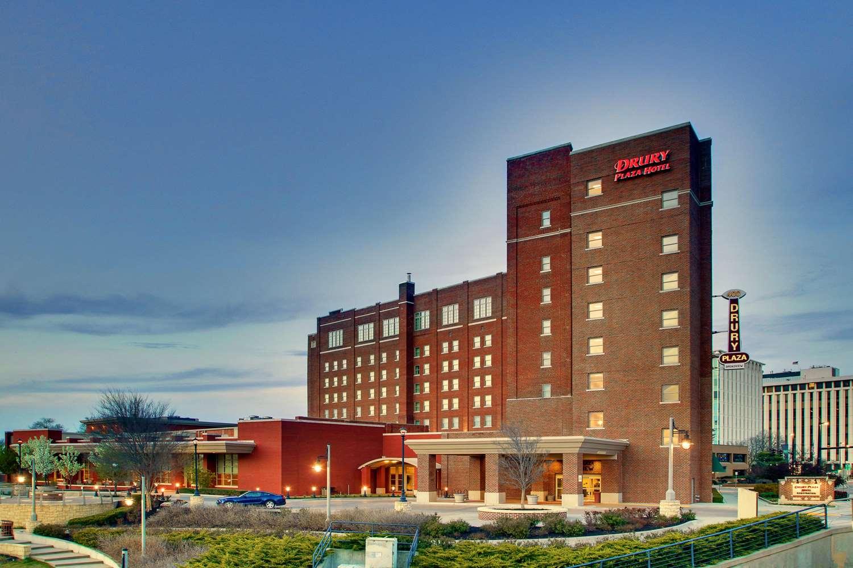 Exterior view - Drury Plaza Broadview Hotel Wichita