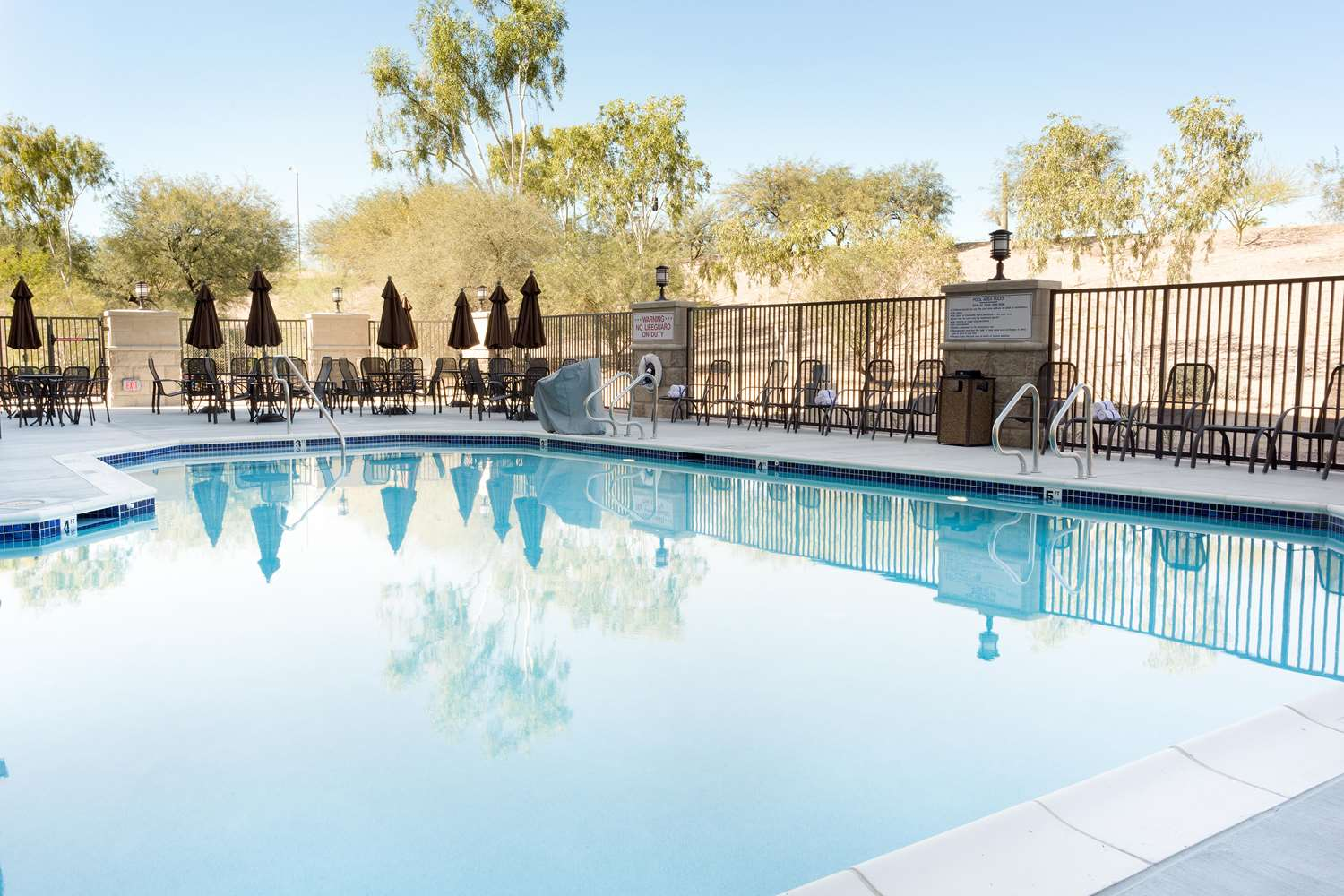 Pool - Drury Inn & Suites Tempe