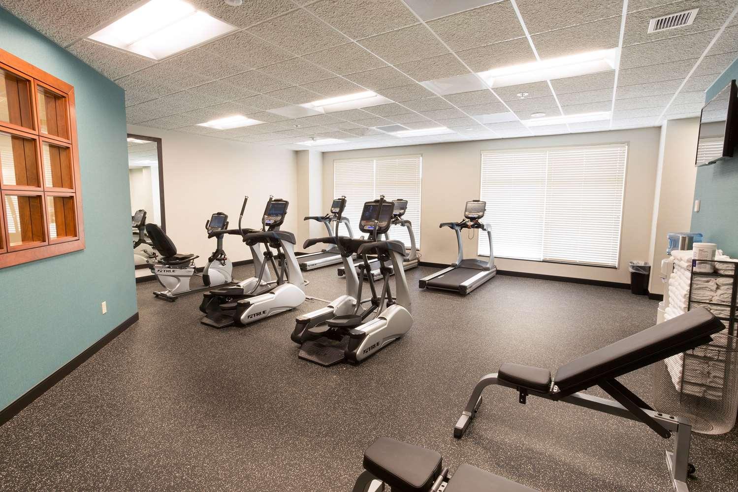 Fitness/ Exercise Room - Drury Inn & Suites Brentwood