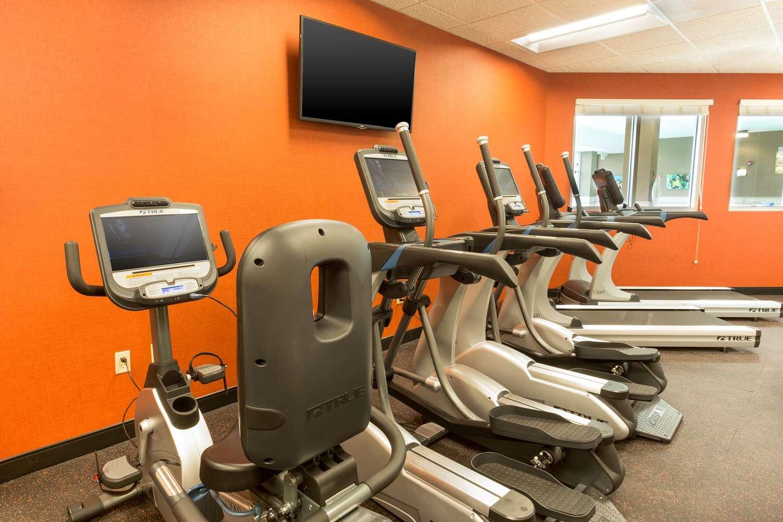 Fitness/ Exercise Room - Drury Inn & Suites Stapleton Denver