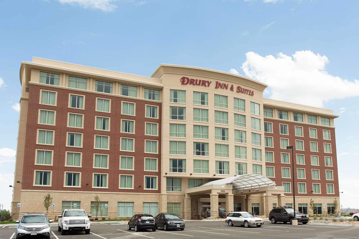 Exterior view - Drury Inn & Suites Stapleton Denver