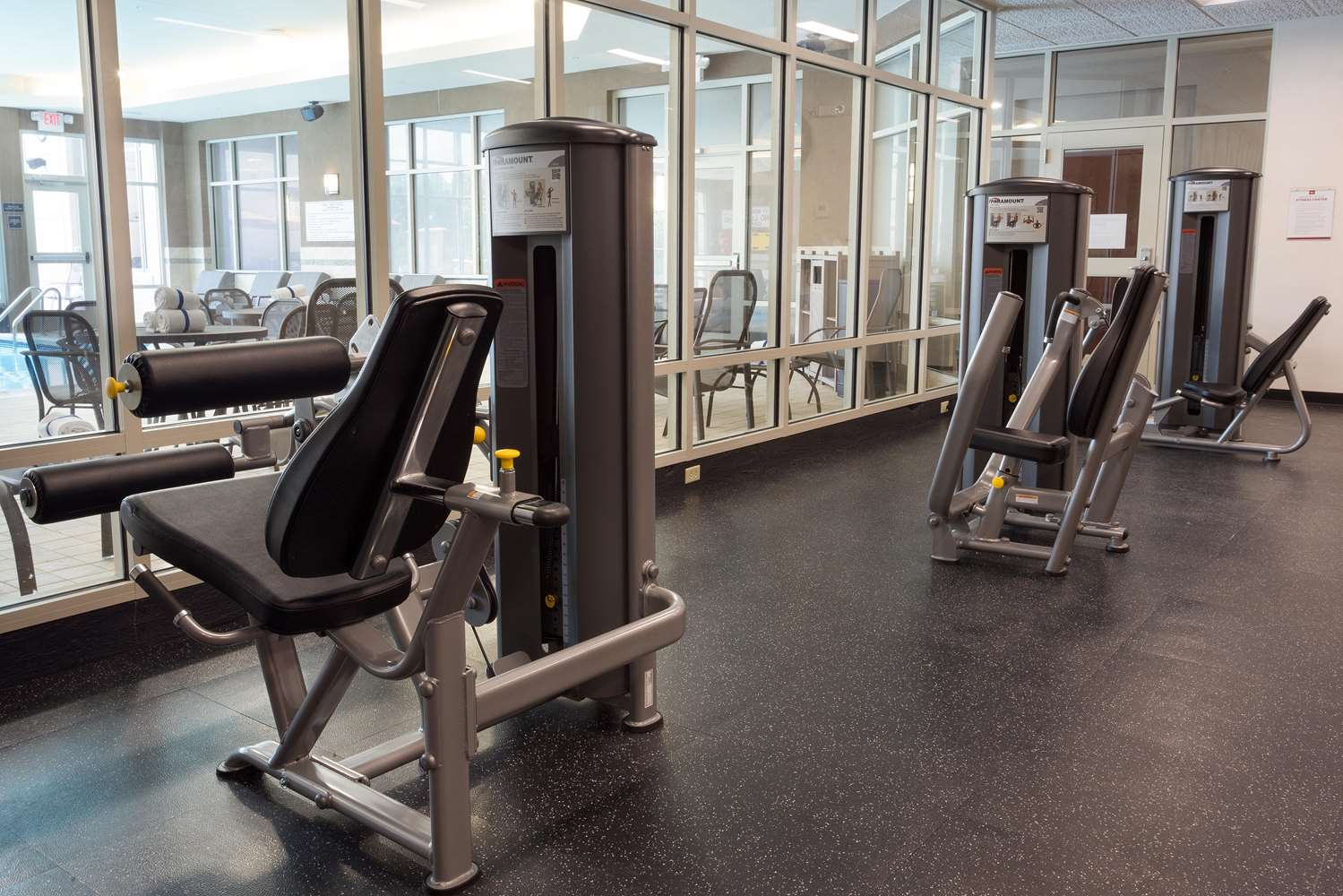 Fitness/ Exercise Room - Drury Plaza Hotel Indianapolis