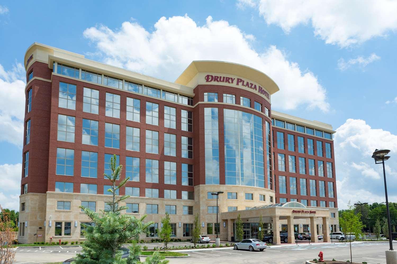 Exterior view - Drury Plaza Hotel Indianapolis