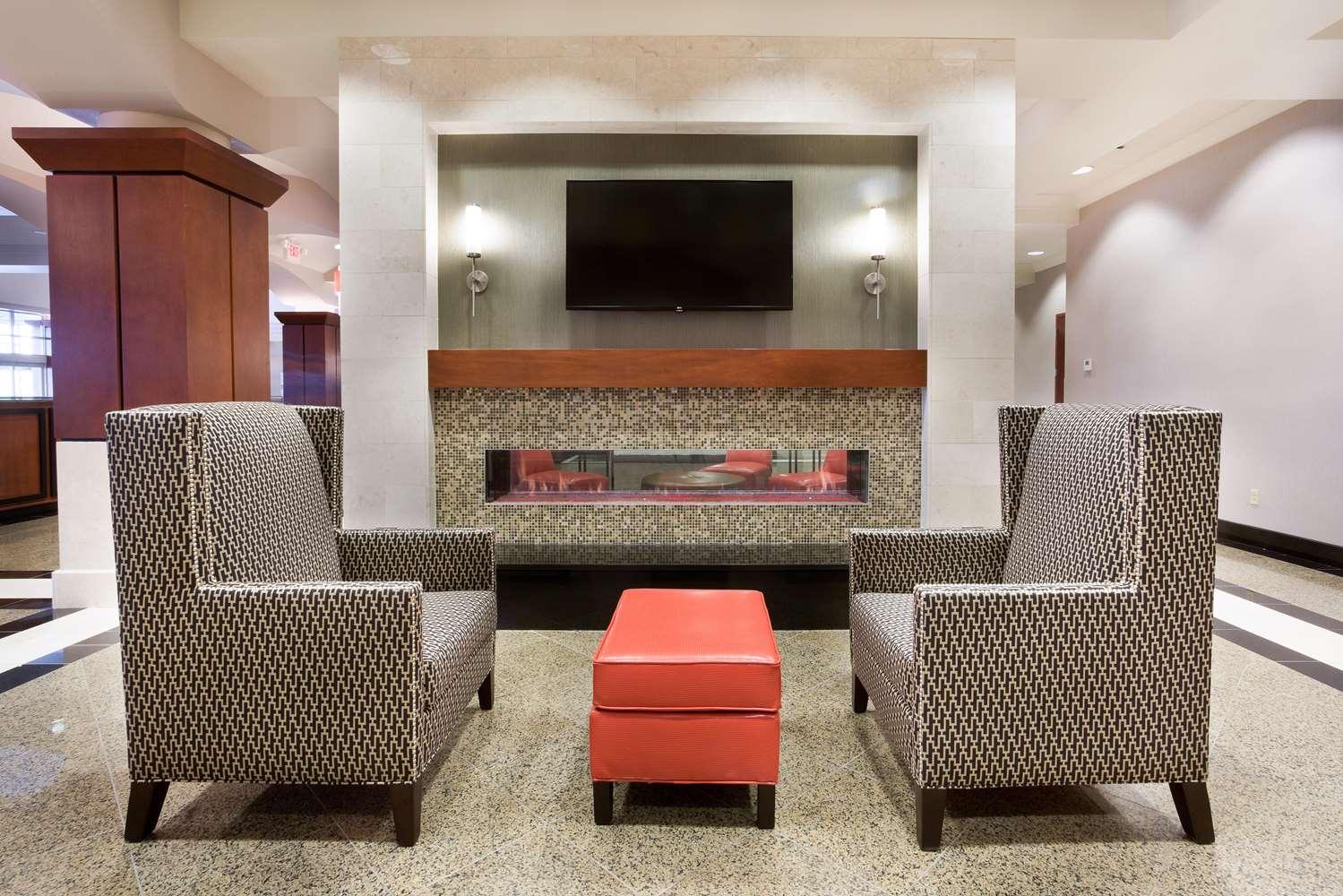 Lobby - Drury Plaza Hotel Indianapolis
