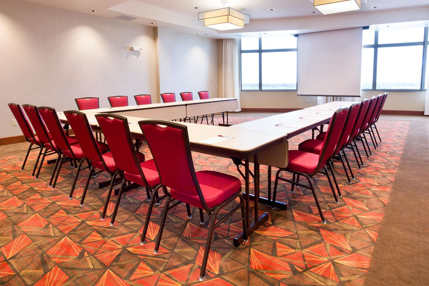 Meeting Facilities - Drury Plaza Hotel Indianapolis