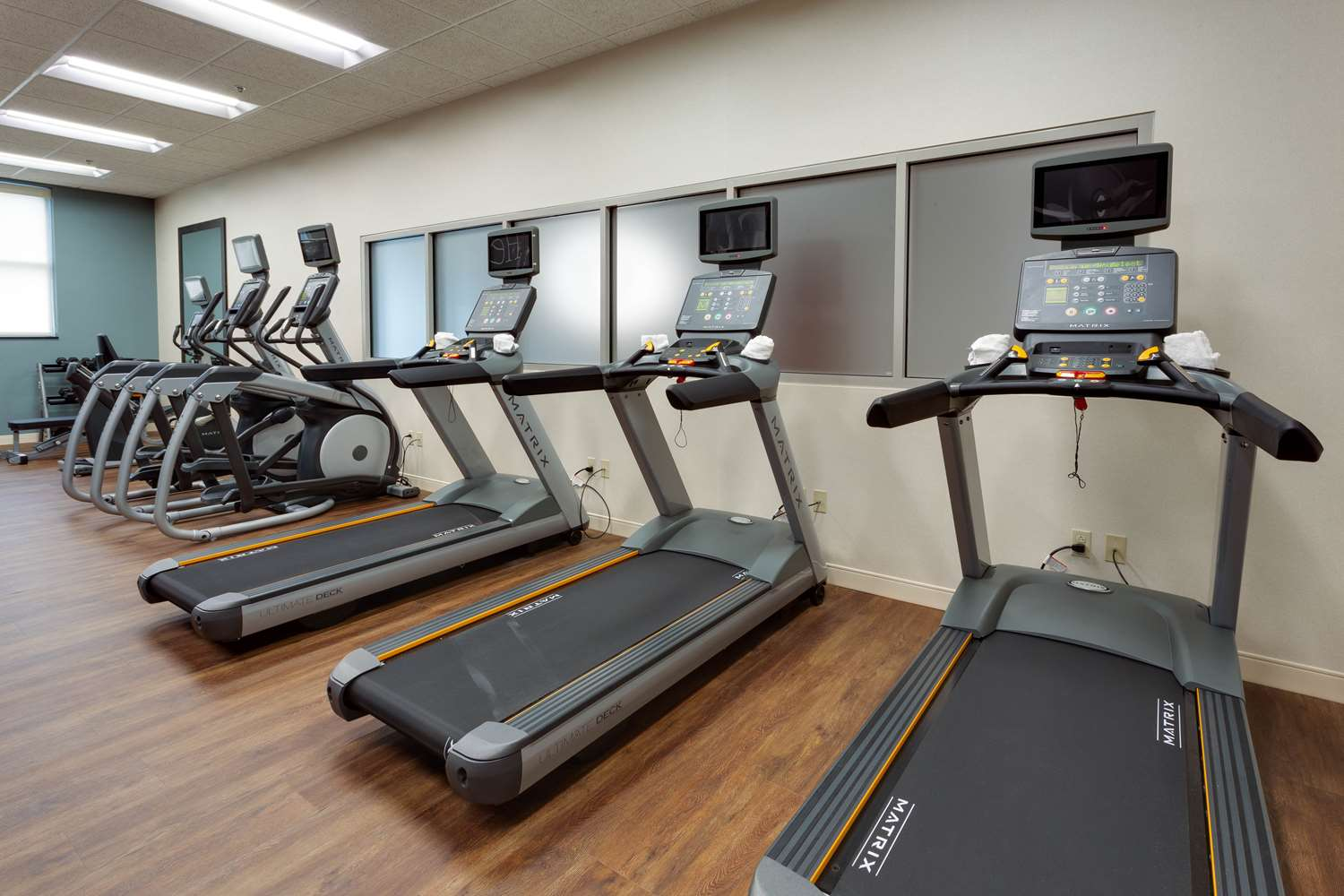 Fitness/ Exercise Room - Drury Plaza Hotel East Columbia