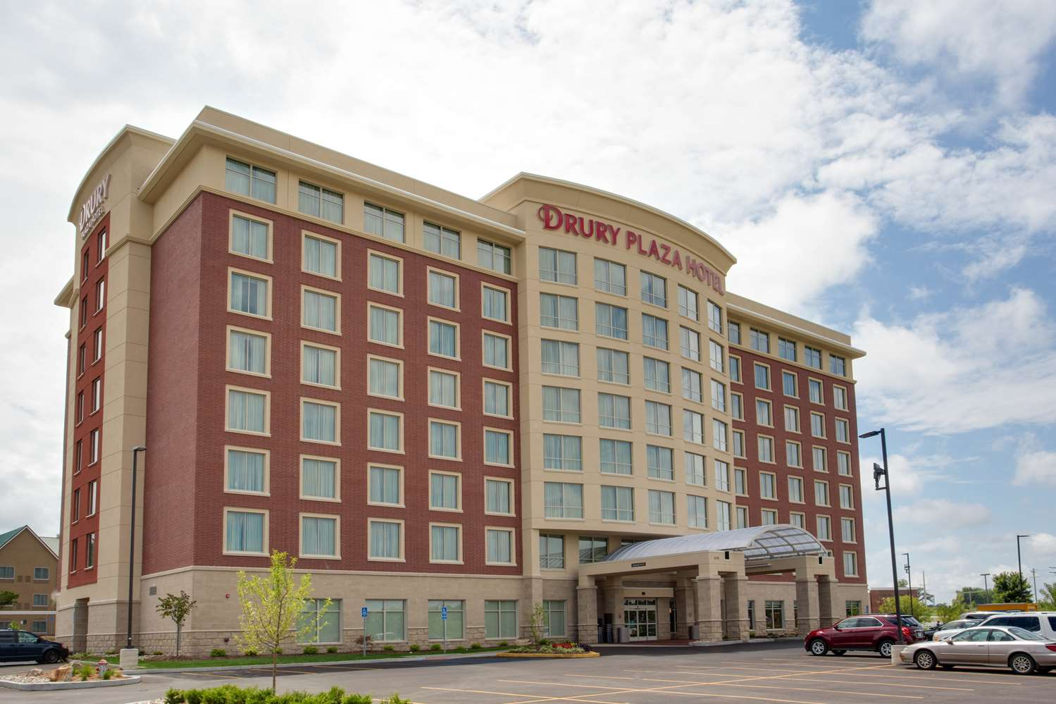 Exterior view - Drury Plaza Hotel East Columbia