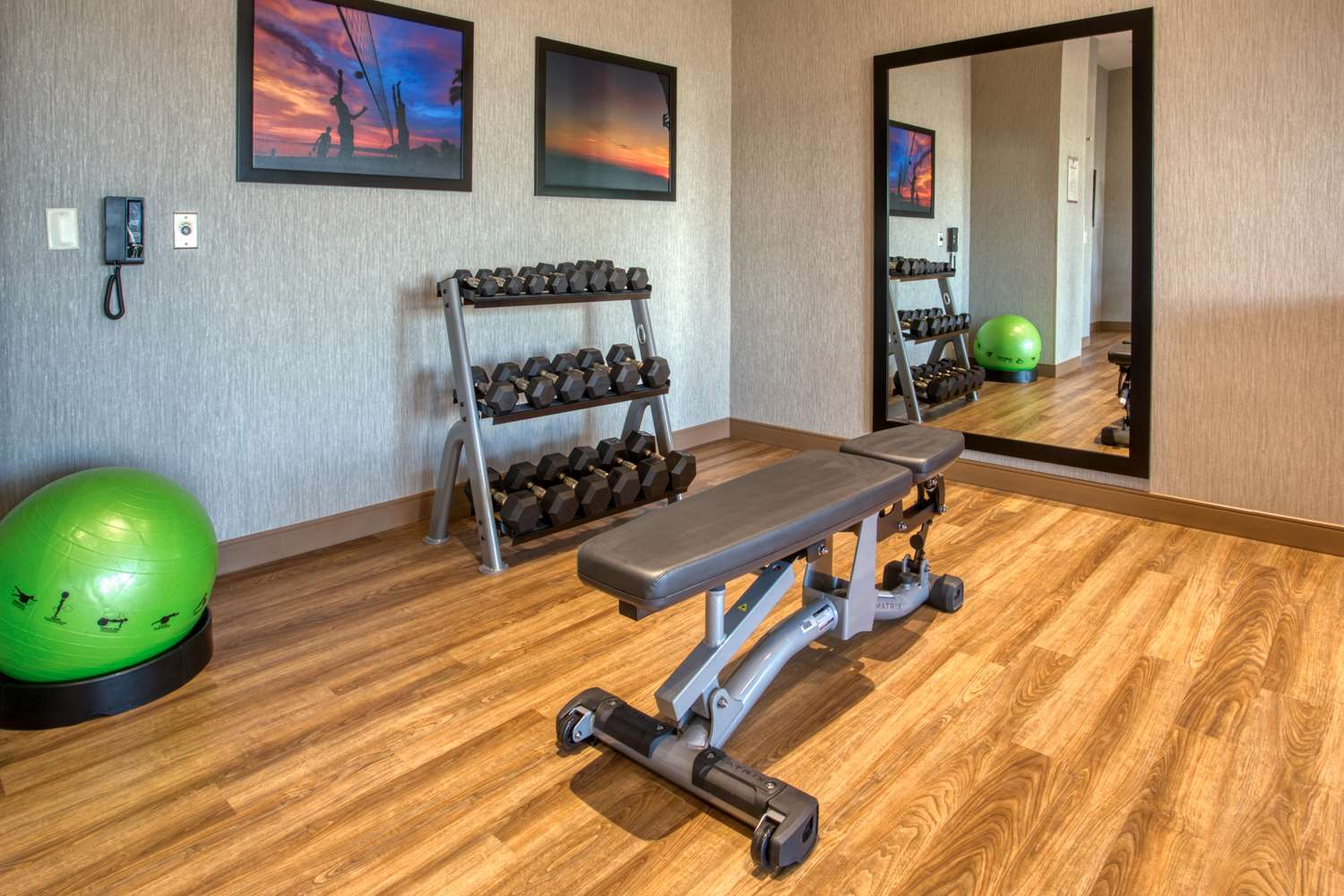 Fitness/ Exercise Room - Drury Inn & Suites Huntsville