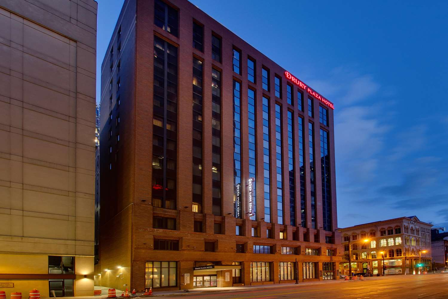 Exterior view - Drury Plaza Hotel Downtown Milwaukee