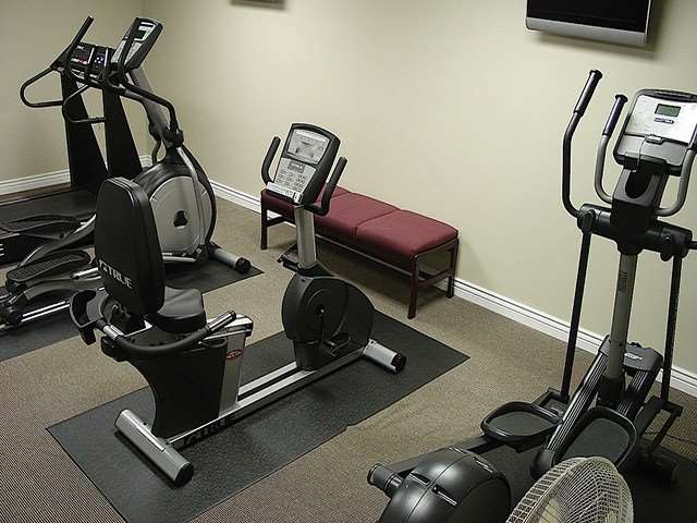 Fitness/ Exercise Room - Salt Lake Plaza Hotel at Temple Square