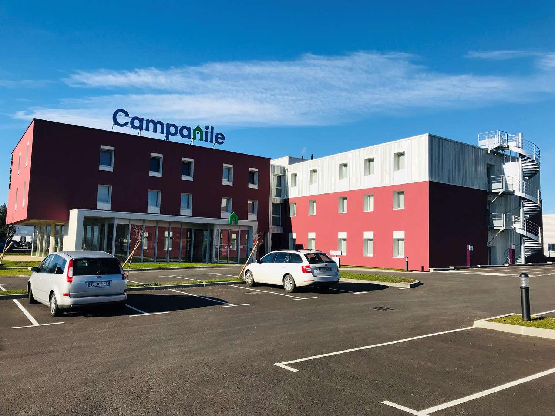 HOTEL CAMPANILE FINDROL - Savoie Léman