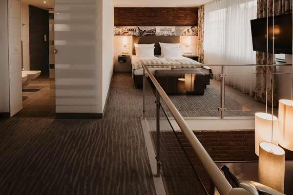 Hotel Tulip Inn Ludwigshafen City - Suite