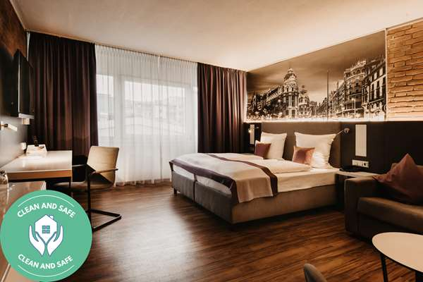 Hotel Tulip Inn Ludwigshafen City - Junior Suite