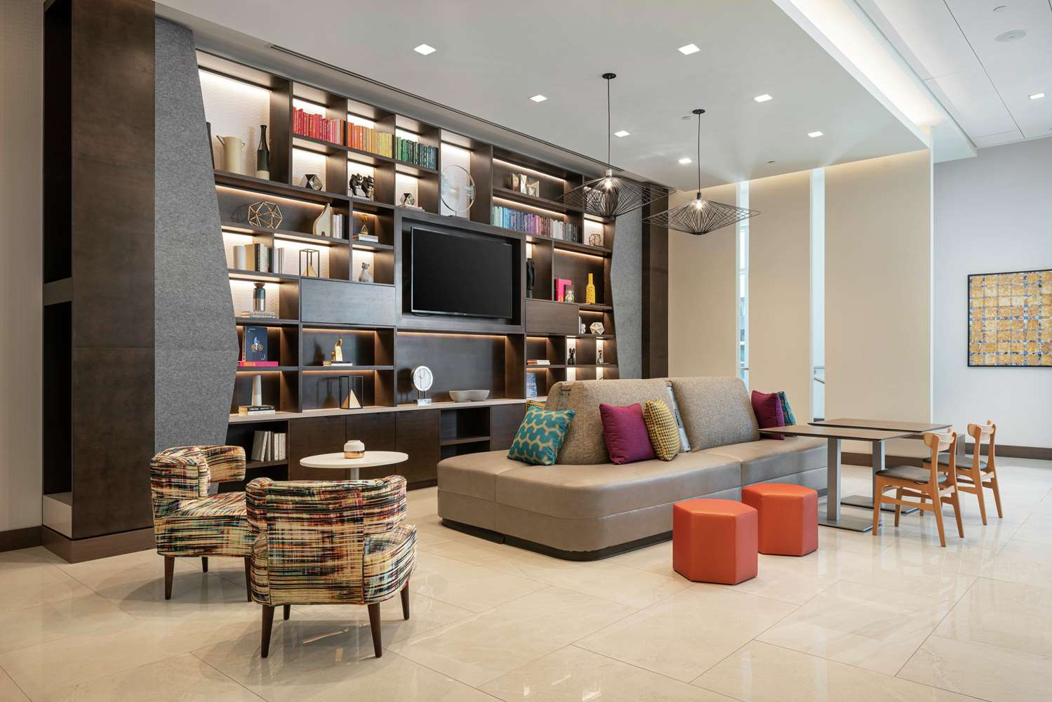 Lobby - Home2 Suites by Hilton & Convention Center Downtown Denver