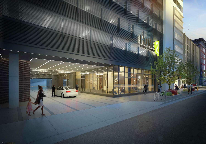 Exterior view - Home2 Suites by Hilton & Convention Center Downtown Denver