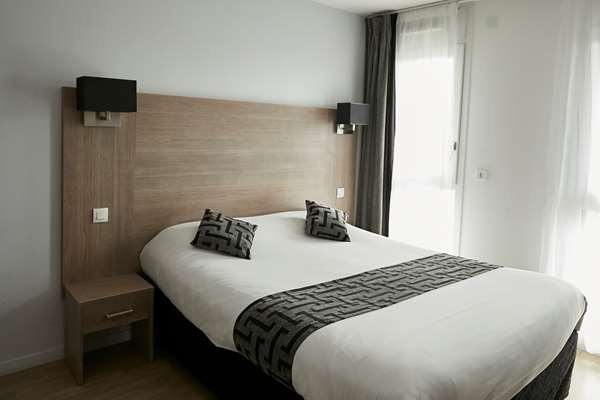 Hotel TULIP INN MASSY PALAISEAU RESIDENCE - Standard Studio
