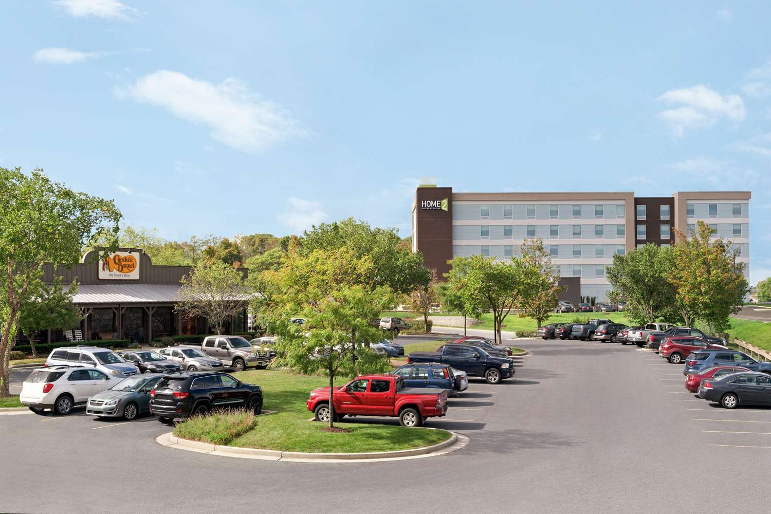 Exterior view - Home2 Suites by Hilton North Harrisburg