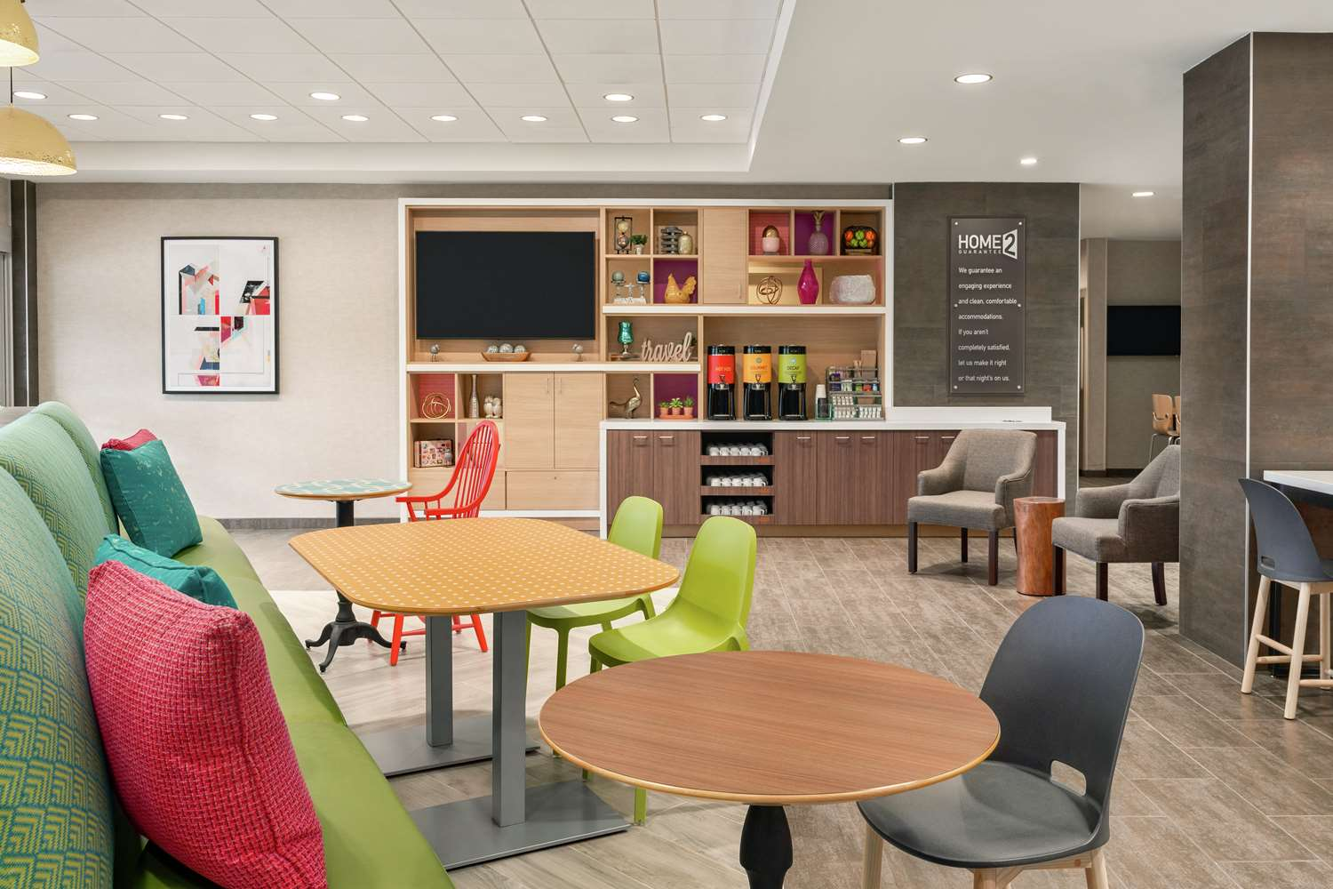 Lobby - Home2 Suites by Hilton North Harrisburg
