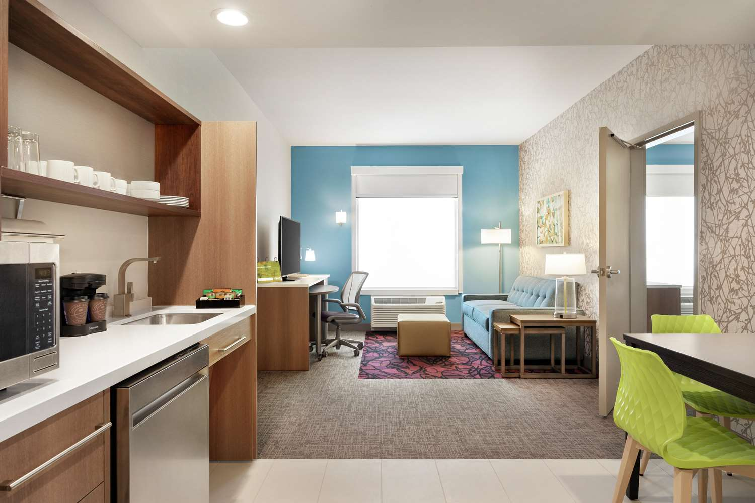 Room - Home2 Suites by Hilton North Harrisburg