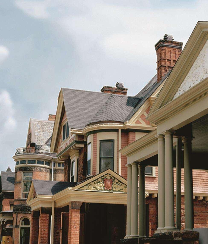 Exterior view - Inn on Ferry Street Detroit