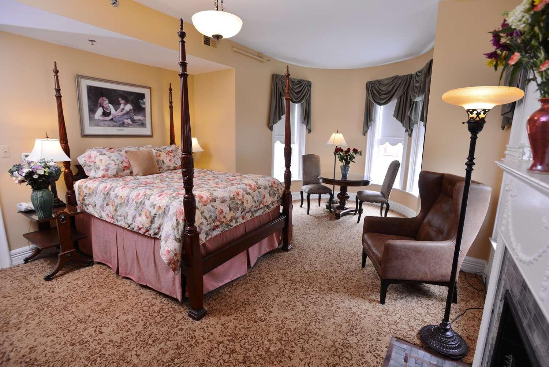 Room - Inn on Ferry Street Detroit