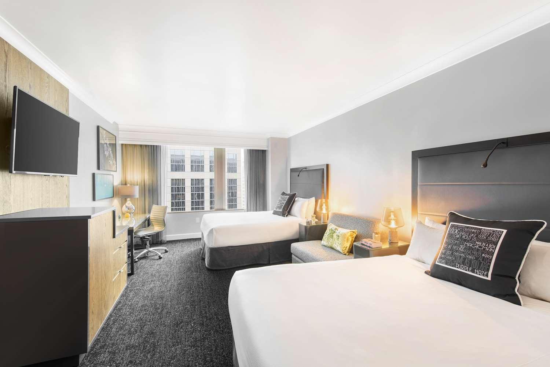 Room - Motif Hotel Seattle