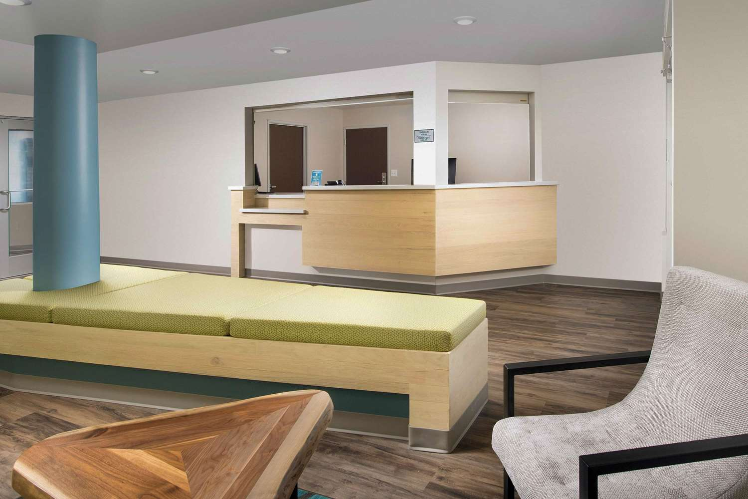 Lobby - Woodspring Suites Cherry Hill