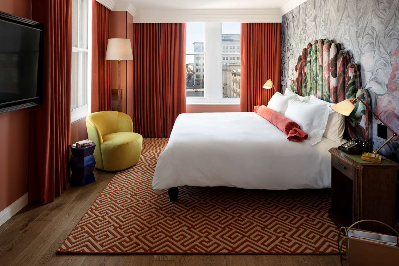 Room - Riggs Hotel DC