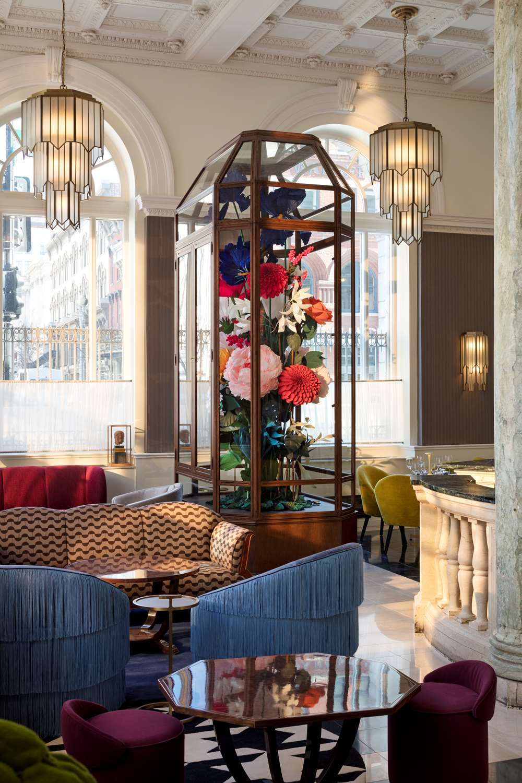 Restaurant - Riggs Hotel DC