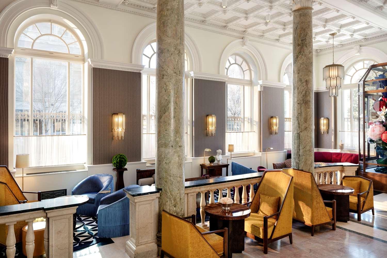Lobby - Riggs Hotel DC