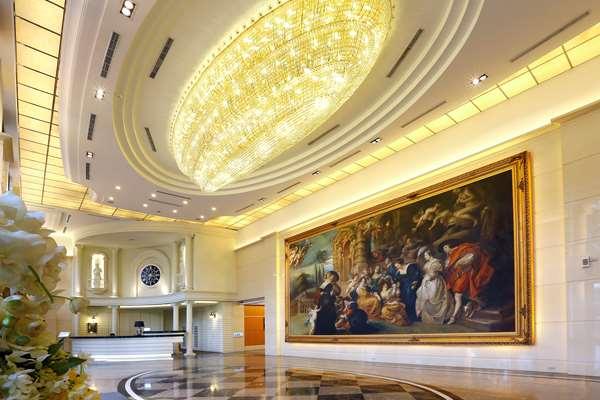 Golden Tulip Aesthetics Hotel Miaoli