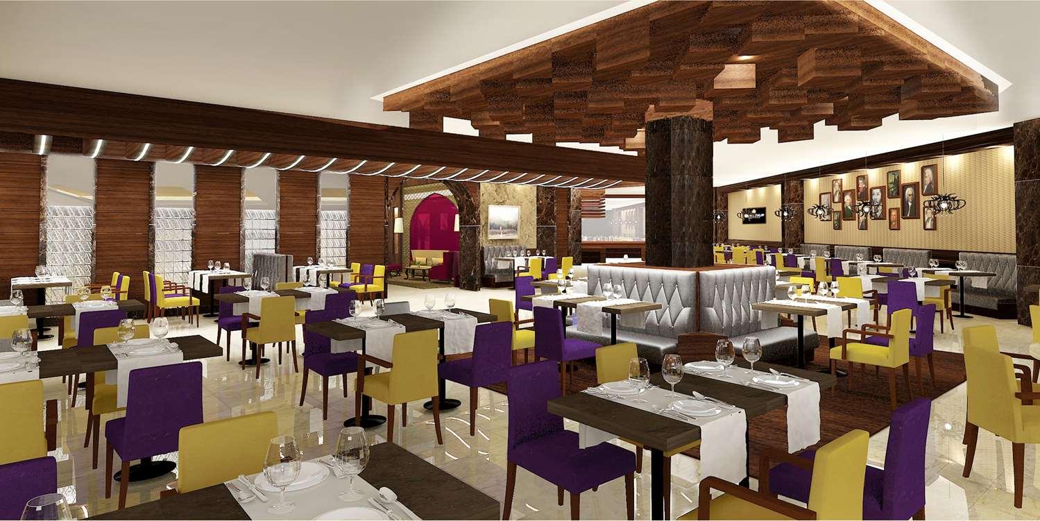 Restaurant - Hotel Royal Tulip Muscat