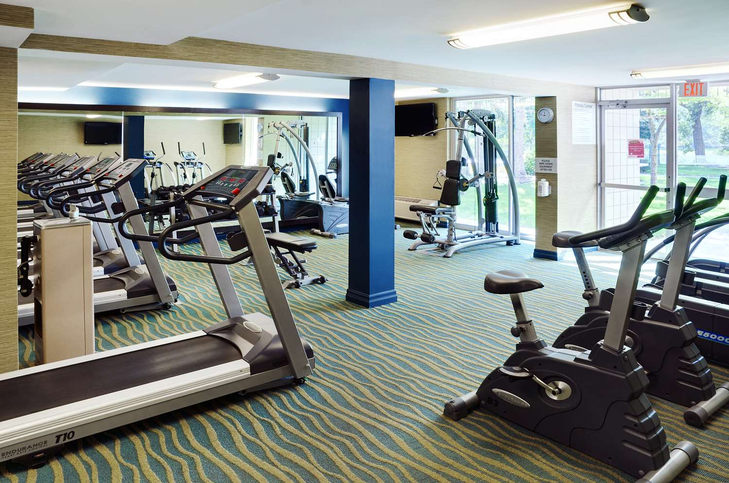 Fitness/ Exercise Room - Sunbridge Hotel & Conference Centre Sarnia