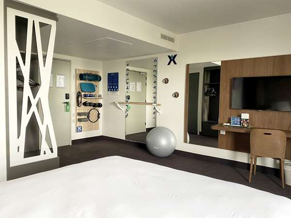 Hotel HOTEL CAMPANILE RUNGIS - Orly - FitUP Room