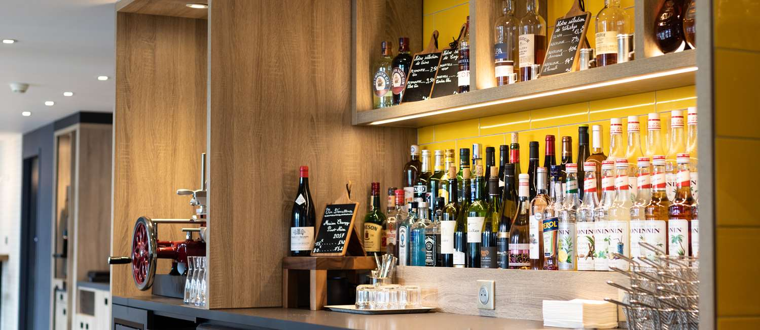 Restaurant - Hotel Campanile Rungis - Orly
