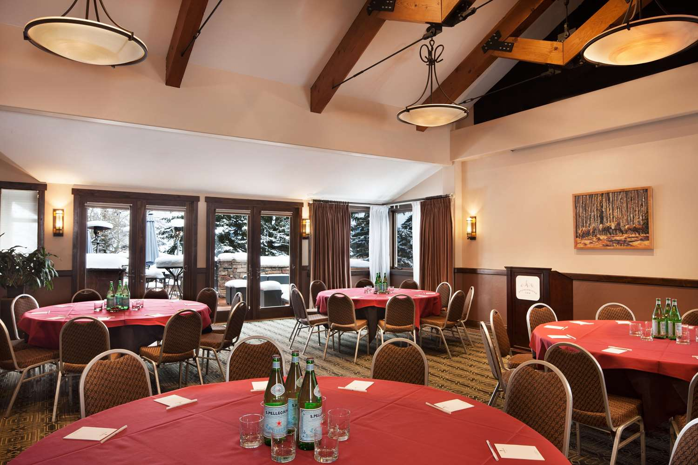 Meeting Facilities - Stonebridge Inn Snowmass Village