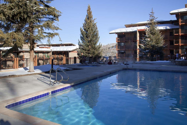 Pool - Stonebridge Inn Snowmass Village
