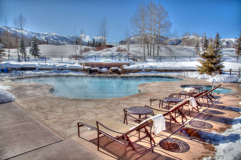 Pool - Villas at Snowmass Club Snowmass Village