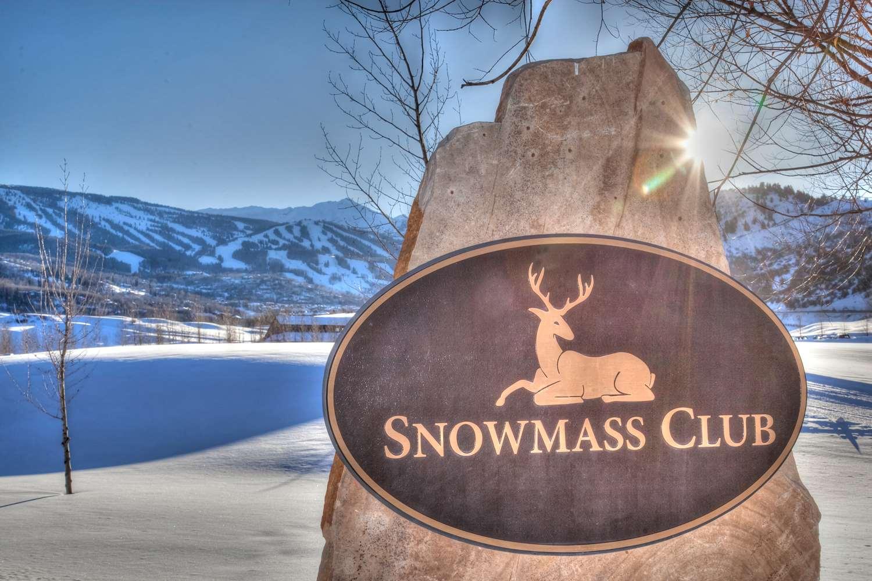Exterior view - Villas at Snowmass Club Snowmass Village