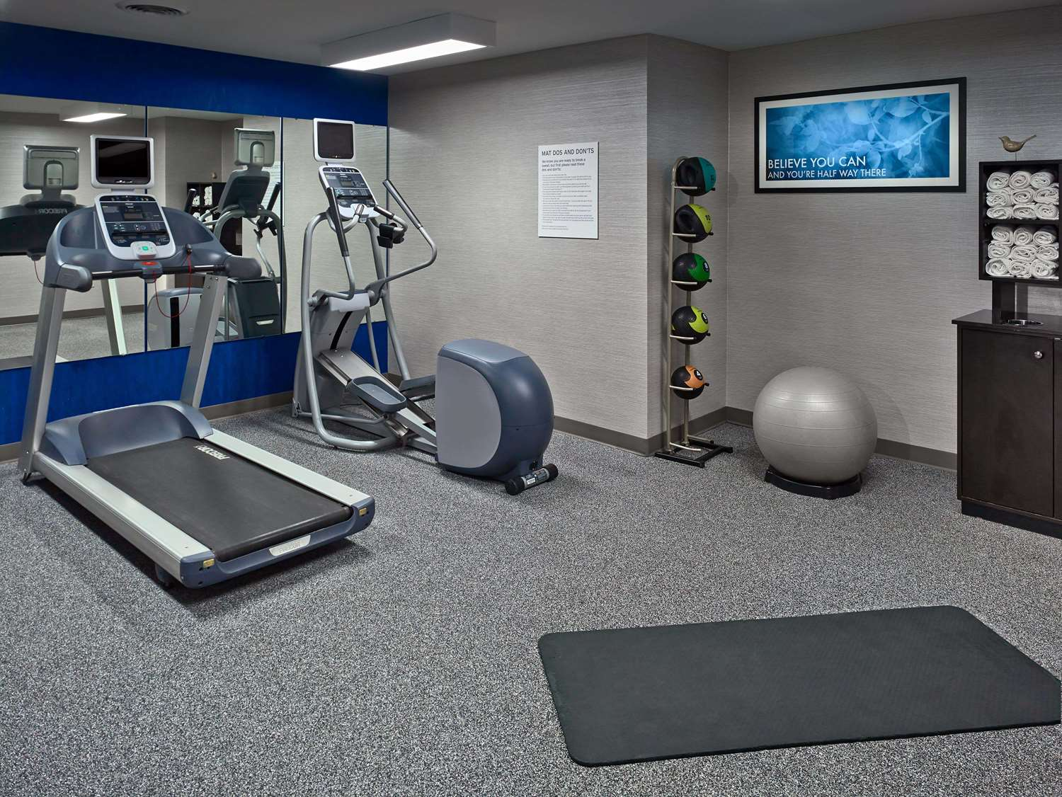 Fitness/ Exercise Room - Sonesta ES Suites Baymeadows Jacksonville
