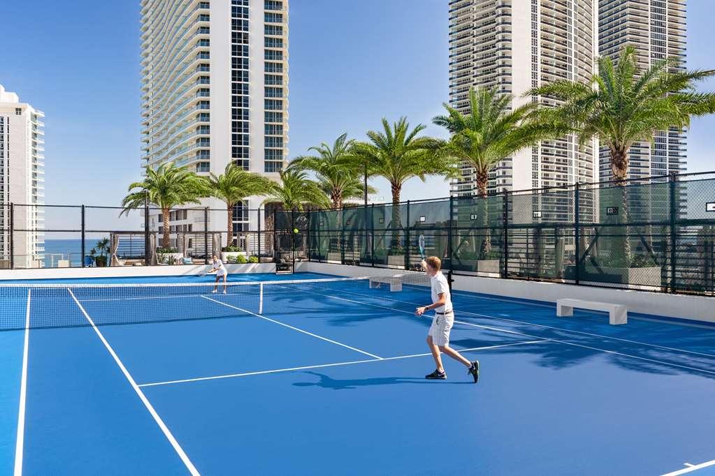 Hyde Beach House th Floor Tennis Courts