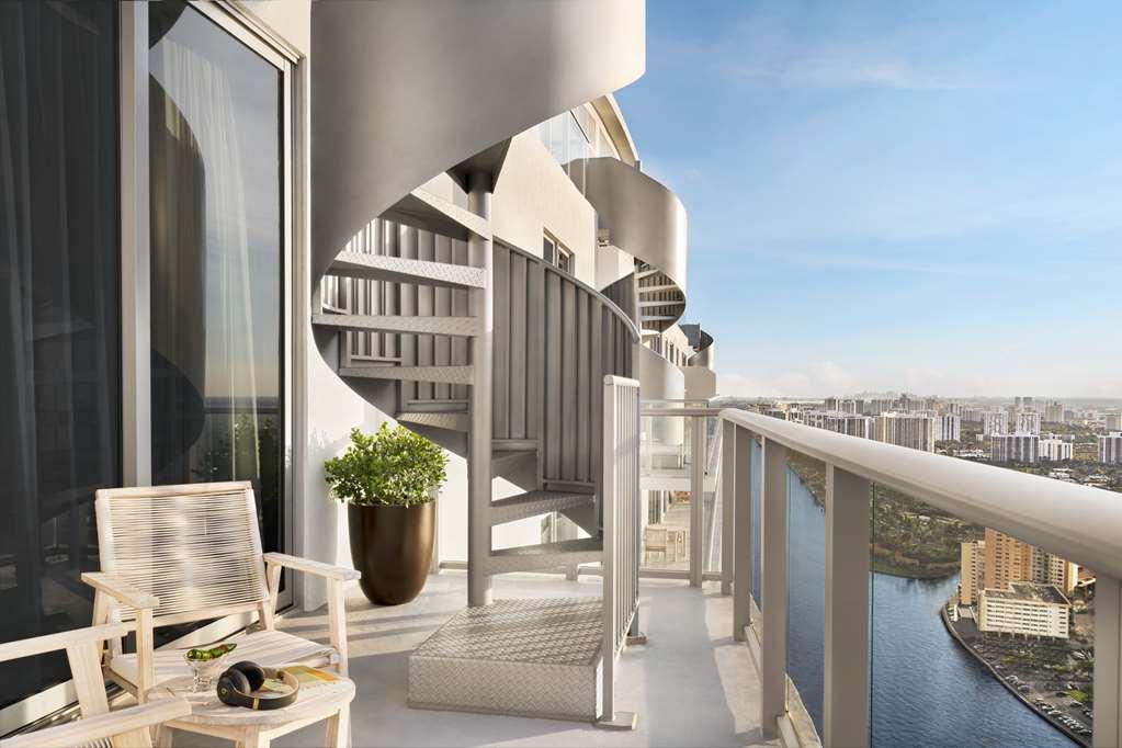 Hyde Beach House Penthouse Balcony