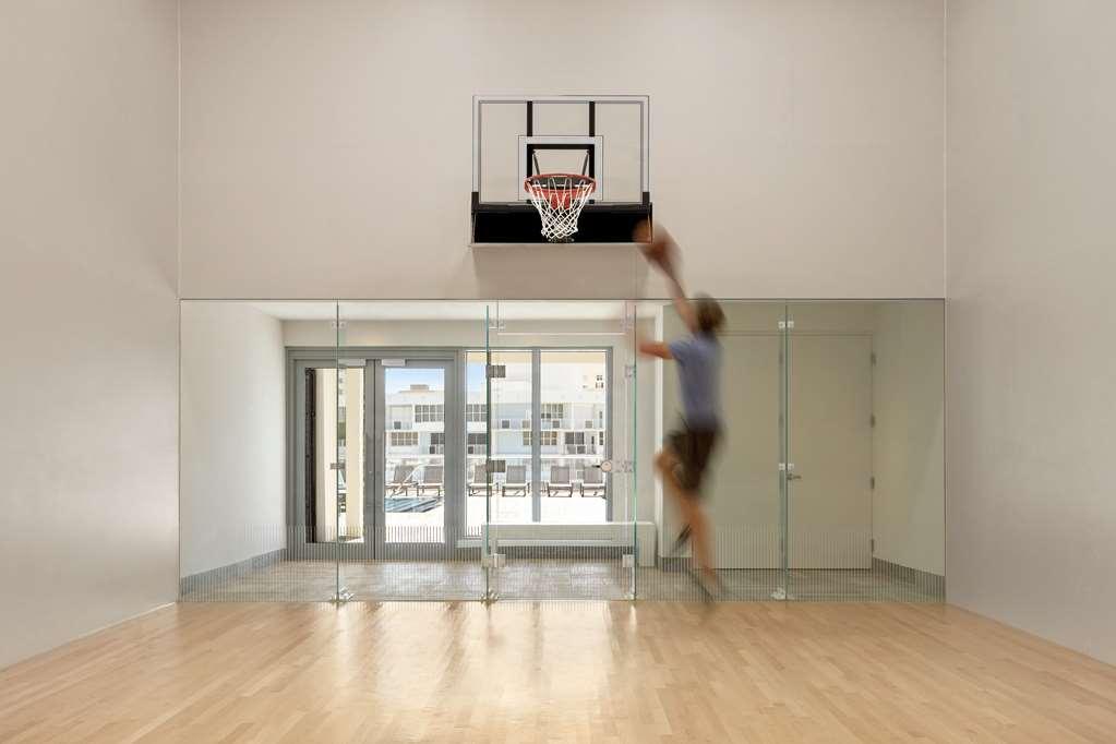 Hyde Beach House th Floor Basketball Court