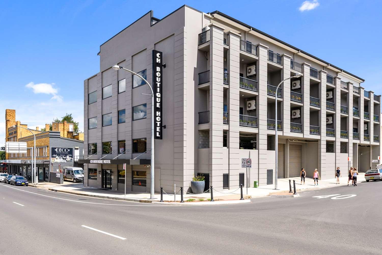 CH BOUTIQUE HOTEL ASCEND HOTEL COLL