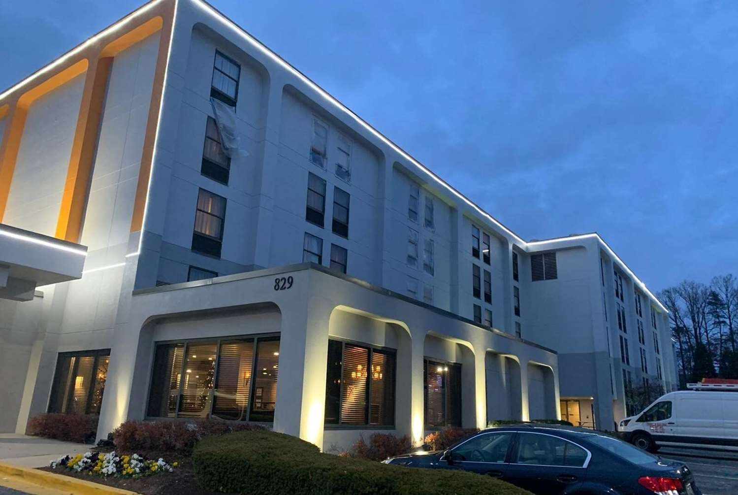 Exterior view - Wingate by Wyndham Hotel Linthicum