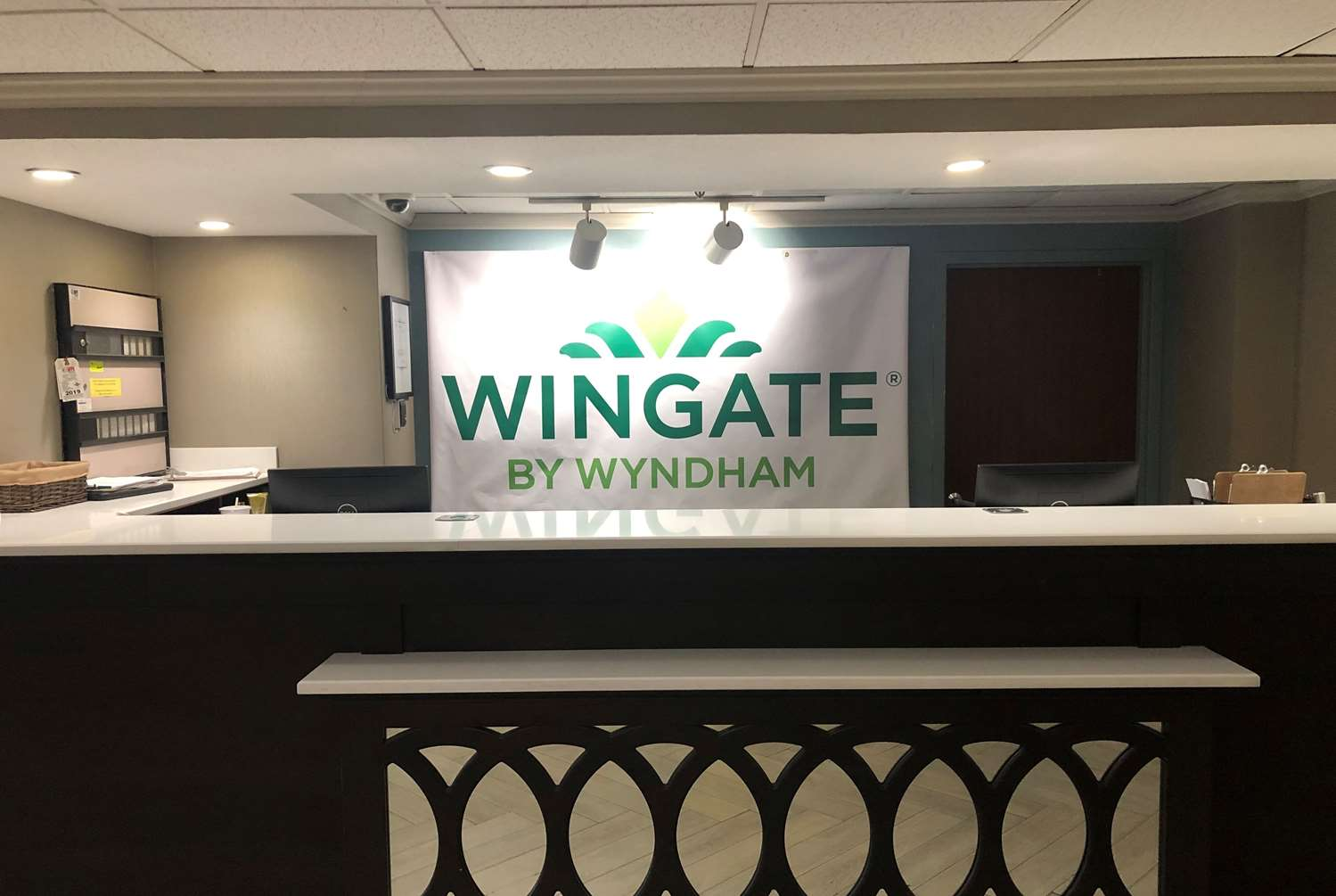 Lobby - Wingate by Wyndham Hotel Linthicum