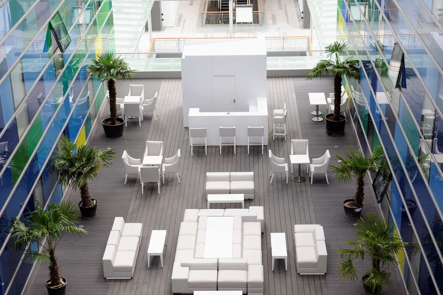 Restaurant - Hotel Kyriad Prestige Perpignan Centre Del Mon
